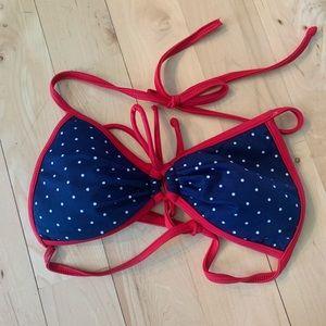 America/USA Swimsuit Top